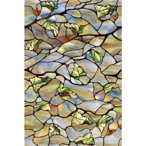 decorative window film home depot artscape 24 in x 36 in vista decorative window film 01