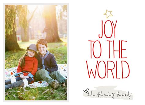 Free Christmas Card Template Family Photography Email Templates