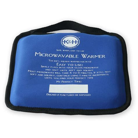 Microwavable Pet Bed Warmer 201139 Pet Accessories At