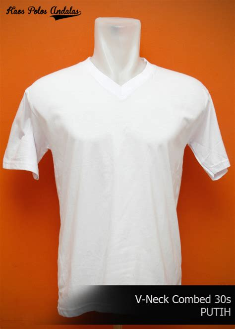 Kaos Distro Baju Tshirt Madame 100 Cotton Combed grosir kaos polos vneck bahan cotton combed 30s grosir