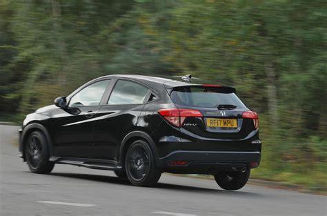 Honda Hrv Black honda hr v black edition 2017 review autocar