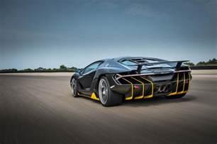 How Is A Lamborghini Lamborghini Centenario Lp 770 4 Drive Motor Trend