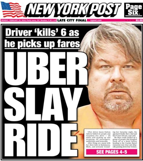 Expunsion Of Criminal Record Uber Driver Who Allegedly Killed 6 Had A High 4 73 Rating And No Criminal Record