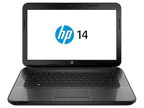 Laptop Notebook Hp 14 An029au hp 14 d010au notebook pc drivers and downloads hp