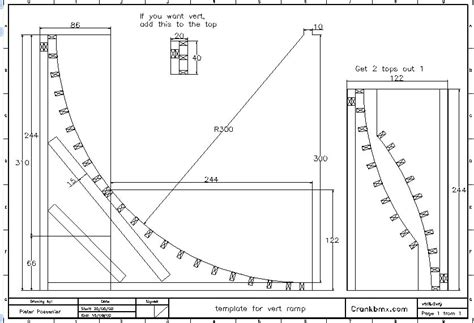 Building A Halfpipe In Your Backyard Plans For Building A Bike Ramp Find House Plans