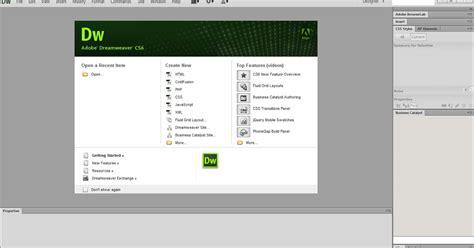 tutorial xp dan dreamweaver download dreamweaver cs6 installer dan portable download