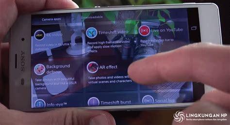Hp Android Sony Xperia Z3 lingkungan hp daftar harga hp terbaru dan info lengkap