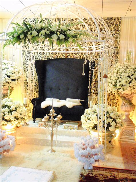 wedding home decor in house wedding decoration arjuna cipta