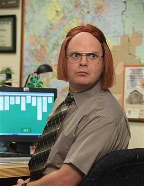 Dwight Schrute Of The Office Has A Weblog My by 147 Best Images On Quotes
