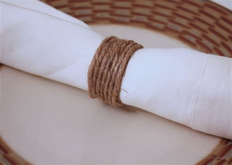 Make Paper Napkin Rings - crafted spaces toilet paper roll napkin rings