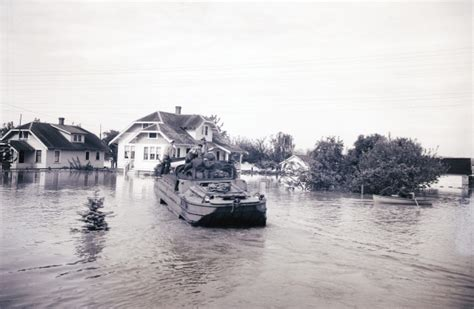 rowboat in a flood b c communities at increased flood risk are unaware of