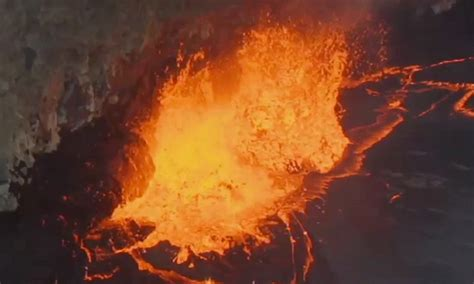 how much are lava ls climate change causes increased volcanism