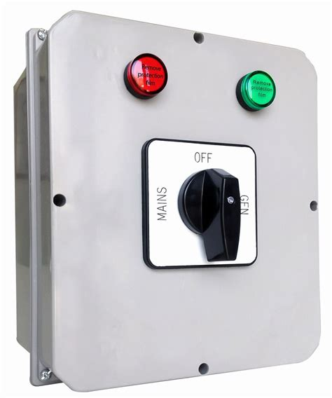 generator manual transfer switch 63 single phase