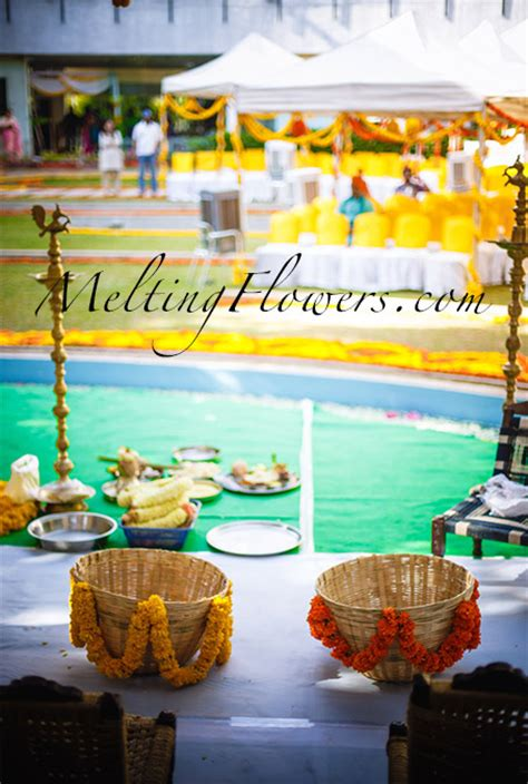 themes of the story marigolds traditional marigold theme wedding decorations themes