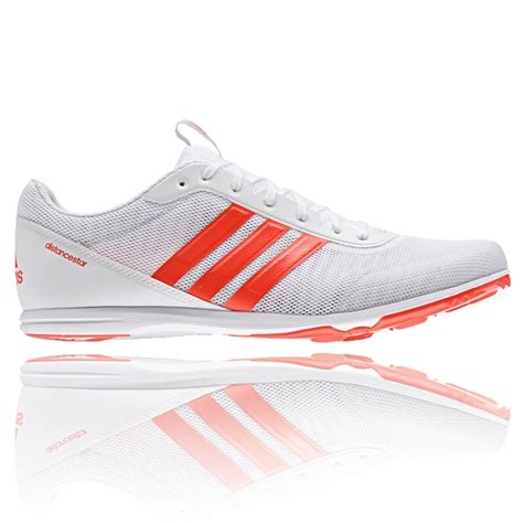Instant Sport Runner Whiteoranye adidas distancestar mens white orange running field shoes spikes trainers ebay