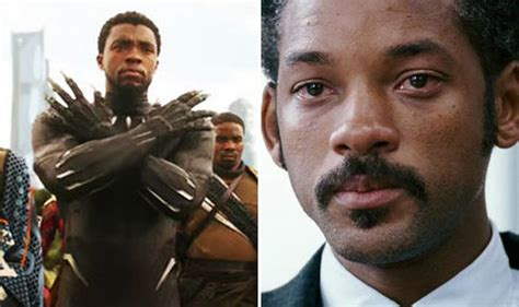film marvel will smith will smith black panther damn near brought me to tears