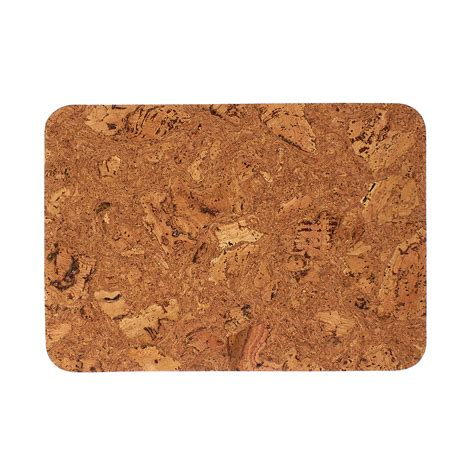 bathroom ware cork cork table mat coincasa