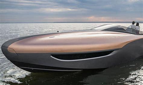 lexus boat lexus unveils the super yacht of the future but it s not