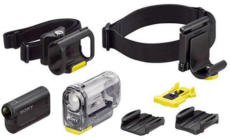 Sony Acessories Aka Cmh1 sony takes on gopro announces locally for php