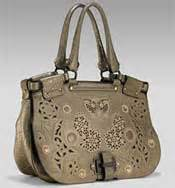 Salvatore Ferragamo Mistico Cork Calfskin Shoulder Bag by The Glam Guide The Fall 50 000 Shopping Spree