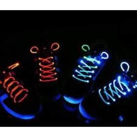 Lu Led Tali model tali sepatu