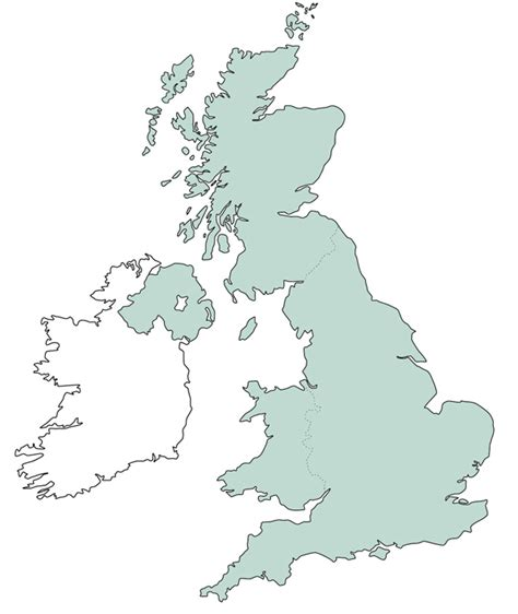 template of uk map uk map cv templates
