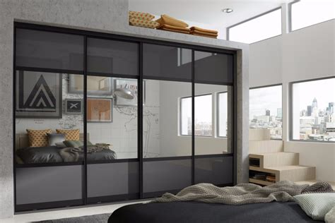 bedroom mirrored wardrobes fitted sliding door wardrobes pd designs