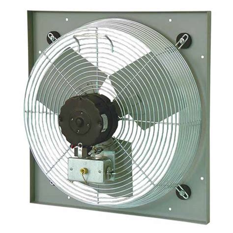 10000 cfm ceiling fan pef panel mount wall exhaust fans continental fan