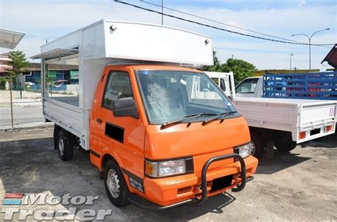 nissan vanette up 2006 nissan vanette pgc22 up lorry pasar malam lorry