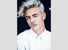 Bleached Hair for Men: Achieve the Platinum Blonde Look Nero Platinum 2019