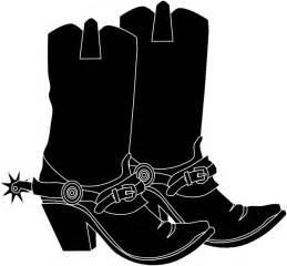 free cowboy boot clipart pictures clipartix