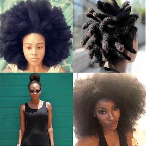 hairstyles type 4 c 11 pictures that show the diversity of the 4c hair texture
