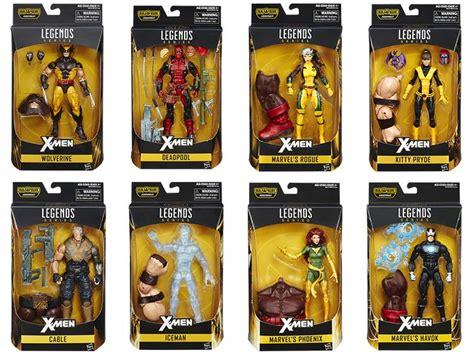 Legend Series marvel legends 2016 figures hi res packaged photos