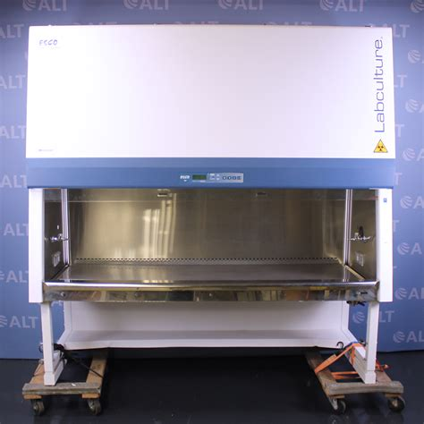 class ii biological safety cabinet refurbished esco 6 labculture class ii type a2 biological