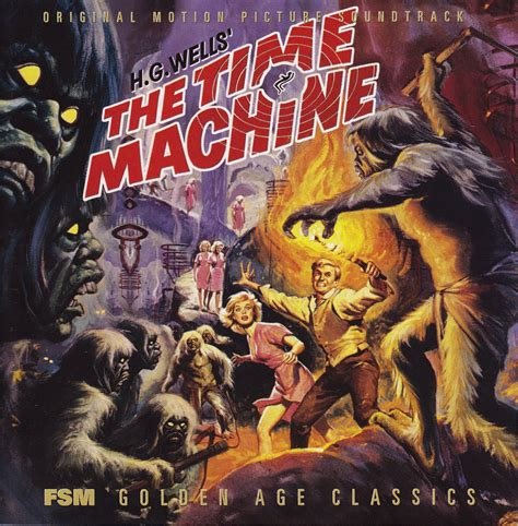 The Time Machine the time machine drews book reviews
