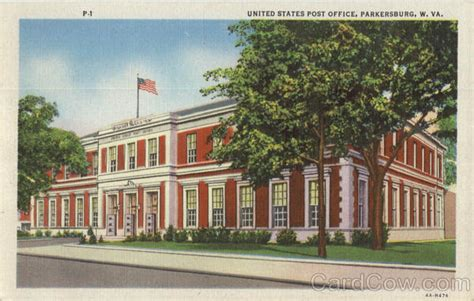 Post Office Parkersburg Wv by United States Post Office Parkersburg Wv