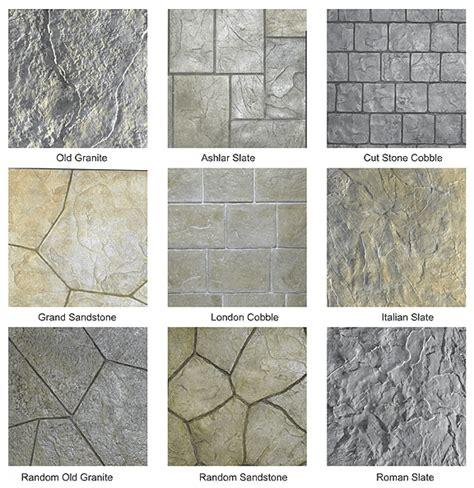 sted concrete patterns 5 interior design inspiration