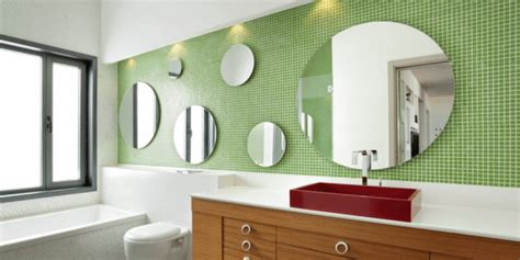 Cermin Untuk Kamar Mandi ide seru penataan cermin di kamar mandi co id