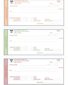 Receipt Of Payment Template by Payment Receipt Template 5 Receipt Maker Formats