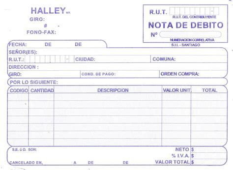 argentina que es una nota credito y debito bancaria documentos contables y organizarles