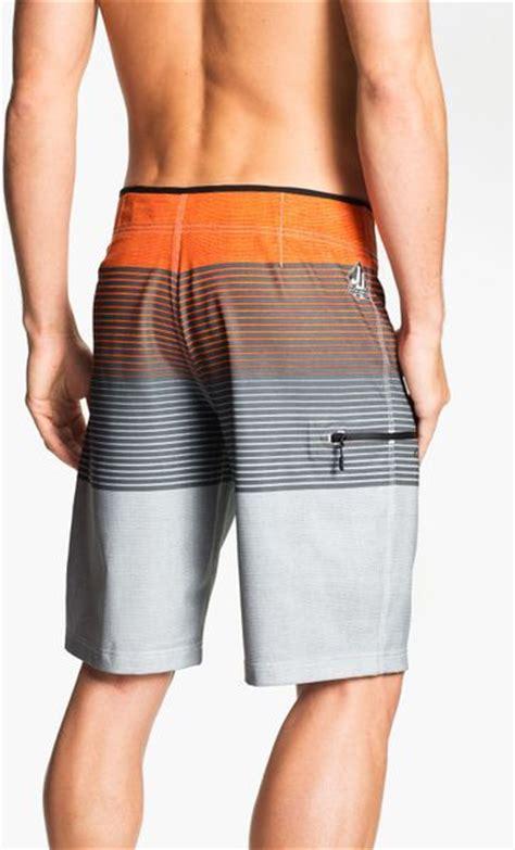 oneill sportswear oneill john john board shorts  multicolor  men orange lyst