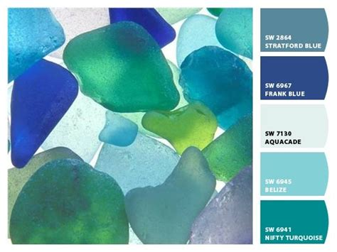 sea glass paint colors from chip it by sherwin williams master bathroom remodel
