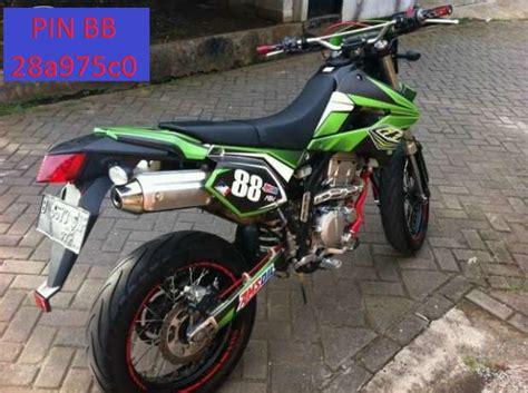 Kawasaki D Tracker 50cc motor trail kawazaki d tracker 150cc jual motor kawasaki