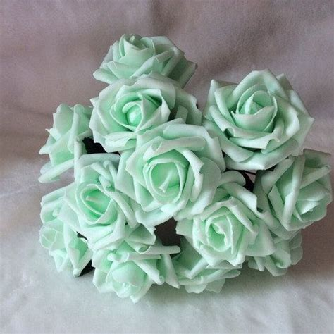 Aqua Colored Home Decor Best 25 Mint Green Flowers Ideas On Pinterest