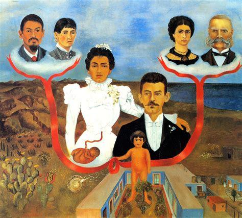 frida kahlo par frida mes parents mes grands parents et moi frida kahlo coll 232 ge les aliz 233 s