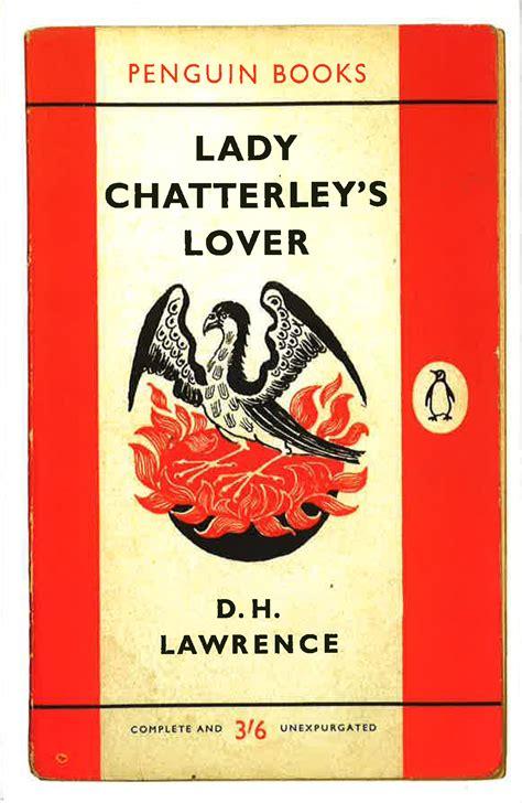 Chatterleys Lover D H postcard 7 chatterley s lover the penguin