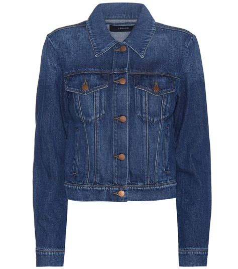 harlow denim jacket j brand