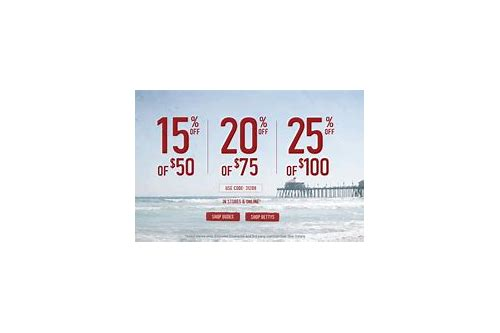 hollister canada coupons