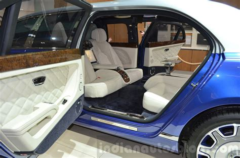 2016 bentley mulsanne interior bentley mulsanne grand limousine by mulliner geneva live