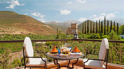 A Place In Marrakesh For Richard Branson To Visit by Kasbah Tamadot A Kuoni Hotel In Atlas Mountains